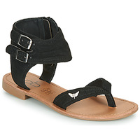 Shoes Women Sandals Les Petites Bombes VALENTINE Black