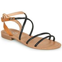 Shoes Women Sandals Les Petites Bombes EDEN Black