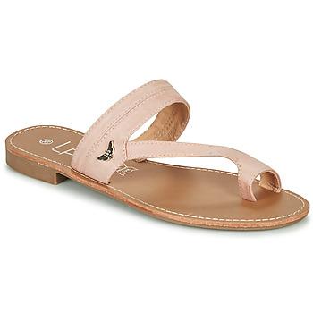 Shoes Women Flip flops Les Petites Bombes EVA Pink