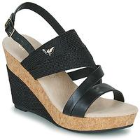 Shoes Women Sandals Les Petites Bombes MELINE Black