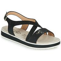 Shoes Women Sandals Les Petites Bombes MARIA Black