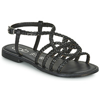 Shoes Women Sandals Les Petites Bombes ARIA Black