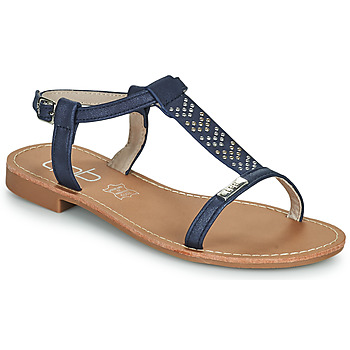 Shoes Women Sandals Les Petites Bombes EMILIE Marine