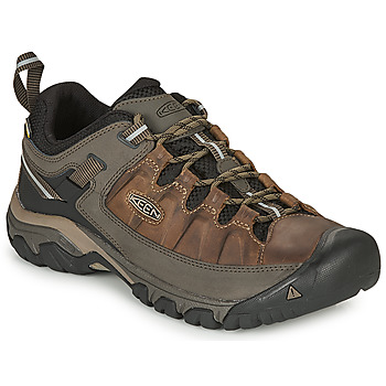 Shoes Men Hiking shoes Keen TARGHEE III WP Brown