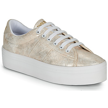 Shoes Women Low top trainers No Name PLATO SNEAKER Gold