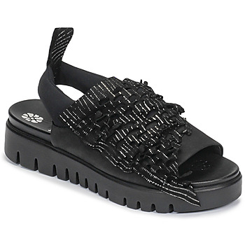 Shoes Women Sandals Papucei RAMINA Black