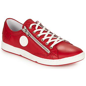 Shoes Women Low top trainers Pataugas JESTER/N Red