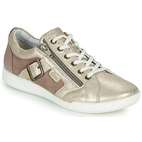 Shoes Women Low top trainers Pataugas PAULINE/M Gold
