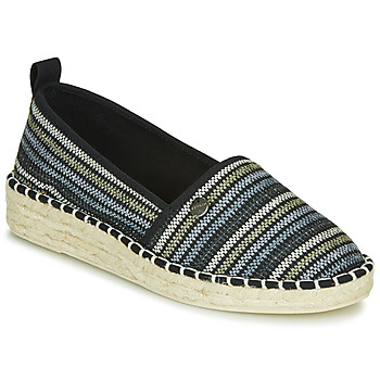 Shoes Women Espadrilles Esprit INES SLIP ON Black