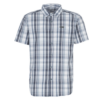 material Men short-sleeved shirts Columbia BRENTYN TRAIL SS SEERSUC White