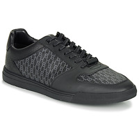 Shoes Men Low top trainers BOSS COSMOPOOL TENN RBHB Black