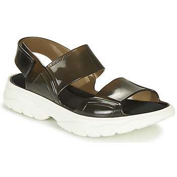 Shoes Women Sandals Lemon Jelly JUNO Black / White