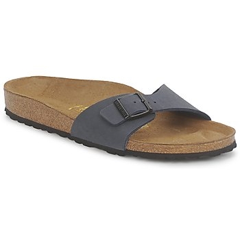 Shoes Women Mules Birkenstock MADRID Navy