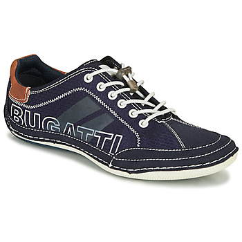Shoes Men Low top trainers Bugatti CANARIO Marine