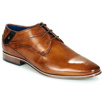 Shoes Men Derby shoes Bugatti MORINO Brown