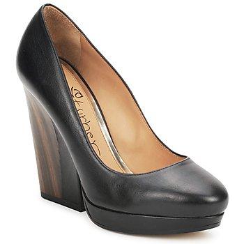 Shoes Women Court shoes Eva Turner CANIO Black