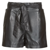 material Women Shorts / Bermudas Oakwood KYOTO Black