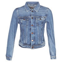 material Women Denim jackets Pepe jeans CORE Blue / Medium