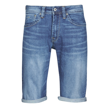 material Men Shorts / Bermudas Pepe jeans CASH Blue / Medium