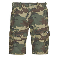 material Men Shorts / Bermudas Superdry CORE CARGO SHORTS Green