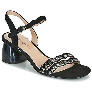 Shoes Women Sandals Metamorf'Ose GABERNIK Black