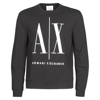 material Men sweaters Armani Exchange HELIX Black