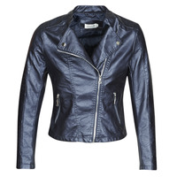 material Women Leather jackets / Imitation le Molly Bracken DALIANA Black