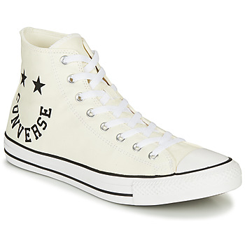 Shoes Men High top trainers Converse CHUCK TAYLOR ALL STAR CHUCK TAYLOR CHEERFUL White