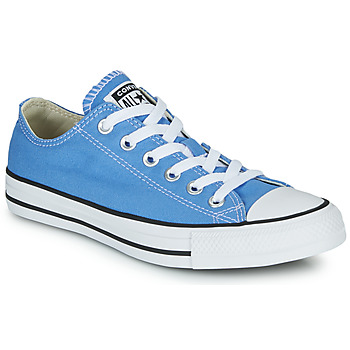 Shoes Women Low top trainers Converse CHUCK TAYLOR ALL STAR SEASONAL COLOR Blue