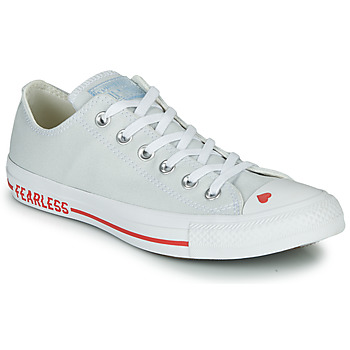 Shoes Women Low top trainers Converse CHUCK TAYLOR ALL STAR LOVE CANVAS - OX White / Red