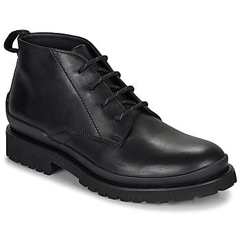 Shoes Men Mid boots BOSS SCOUT DESB IT Black