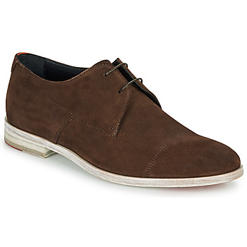 Shoes Men Derby shoes HUGO MIDTOWN DERB SD Brown