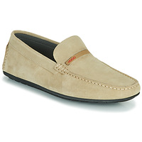 Shoes Men Loafers HUGO DANDY MOCC SD2 Beige