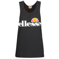 material Women Tops / Sleeveless T-shirts Ellesse ABIGAILLE Black