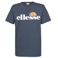 material Women short-sleeved t-shirts Ellesse ALBANY Marine