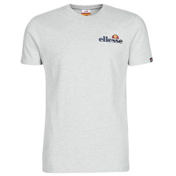 material Men short-sleeved t-shirts Ellesse VOODOO Grey