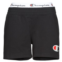 material Women Shorts / Bermudas Champion KOUSANE Black