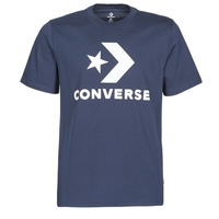 material Men short-sleeved t-shirts Converse Star Chevron Tee Obsidian