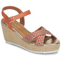Shoes Women Sandals Moony Mood MELISSA Coral
