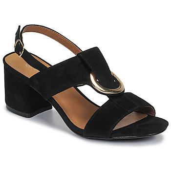 Shoes Women Sandals Moony Mood MANY Black