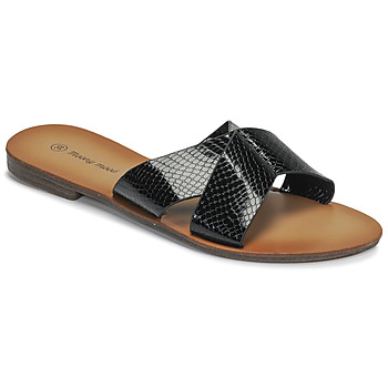 Shoes Women Mules Moony Mood MADISON Black