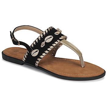 Shoes Women Sandals Moony Mood MARISE Black