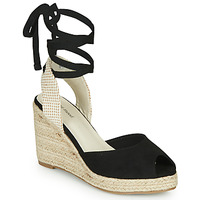 Shoes Women Sandals Moony Mood MONICCA Black