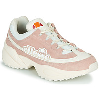 Shoes Women Low top trainers Ellesse SPARTA SUED AF Pink