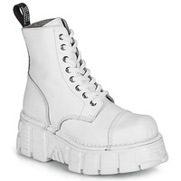 Shoes Mid boots New Rock NALEYA White