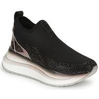 Shoes Women Low top trainers Café Noir MATELO Black