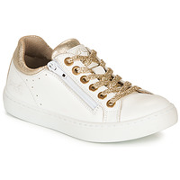 Shoes Girl Low top trainers Bullboxer ELIOTE White
