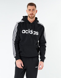 material Men sweaters adidas Performance E 3S PO FL Black