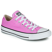 Shoes Women Low top trainers Converse Chuck Taylor All Star Seasonal Color Pink