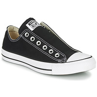 Shoes Women Slip ons Converse CHUCK TAYLOR ALL STAR SLIP CORE BASICS Black